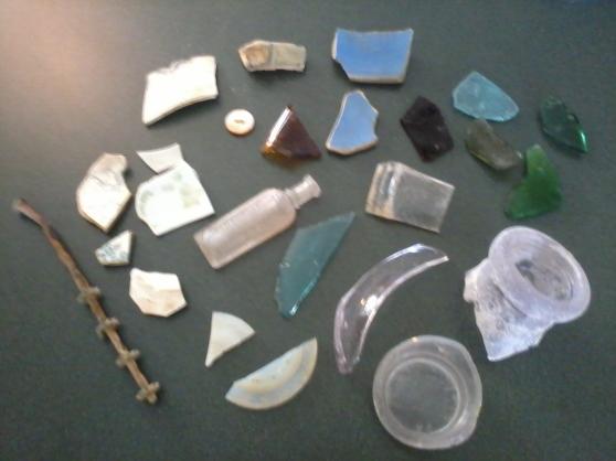 Beach Finds 2 July 2012