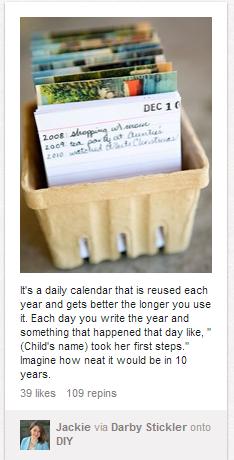 2013 Calendar to list everything